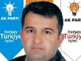 AKP'li yönetici: