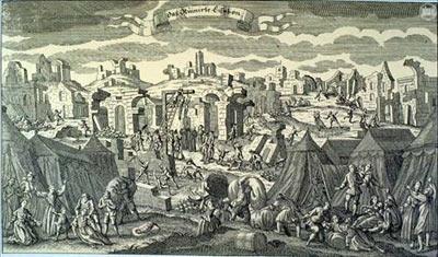 1 Kasım 1755, Lizbon, Portekiz