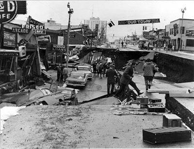 27 Mart 1964 Alaska- 9.2
