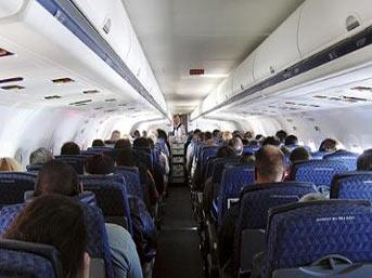 Artık uçakta su bile yasak