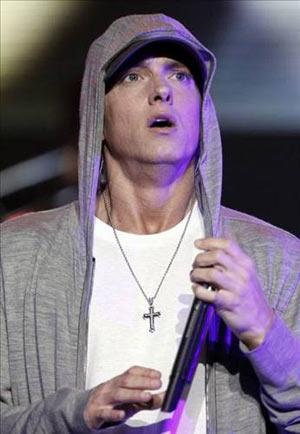 Eminem : Marshall Bruce Mathers