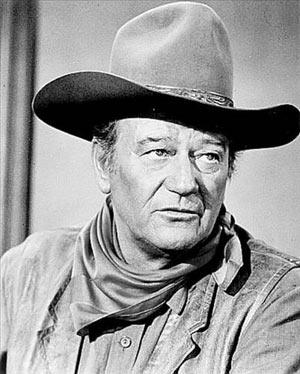 John Wayne : Marion Morrison