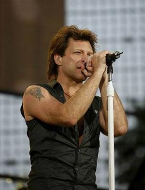 Jon Bon Jovi : John Francis Bongiovi