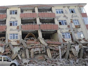 Deprem felaketi Türkiye'nin kaderi