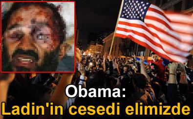 Usame Bin Laden Öldü videosu