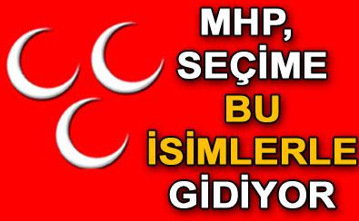 MHP Ordu Milletvekili Adayları Belli Oldu