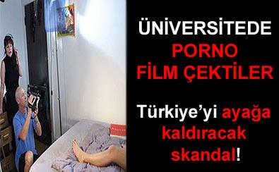 İstanbul Bilgi Üniversitesin'de Porno Film Skandalı