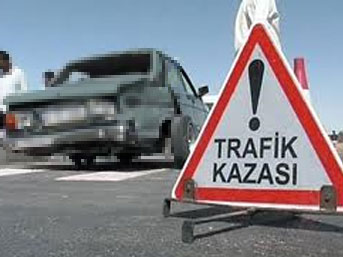 Akçaabat'ta kaza: 4 ölü, 2 yaralı