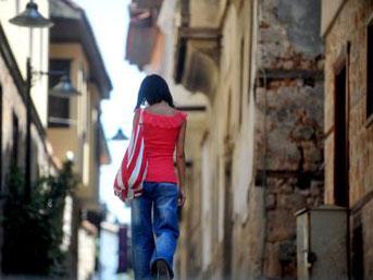 Şanlıurfa'da küçük kızların dramı