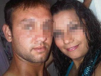 Evi terk eden eşini vurdu