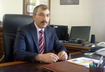 Fevzi Karakoç görevine başladı!