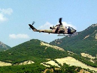 Tunceli'de 2 PKK'lı öldürüldü