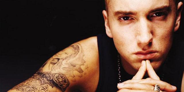 Eminem rekor kırdı