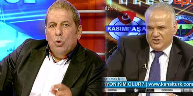 Ahmet Çakar ve Erman Toroğlu Kavgası İzle