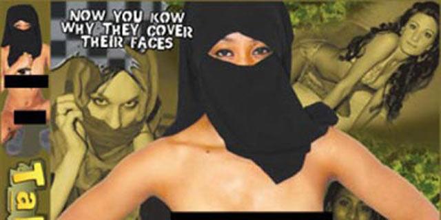 Müslümanları kızdıran erotik film!