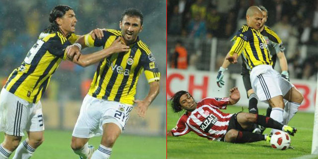 2010-2011 sezonu şampiyonu Fenerbahçe