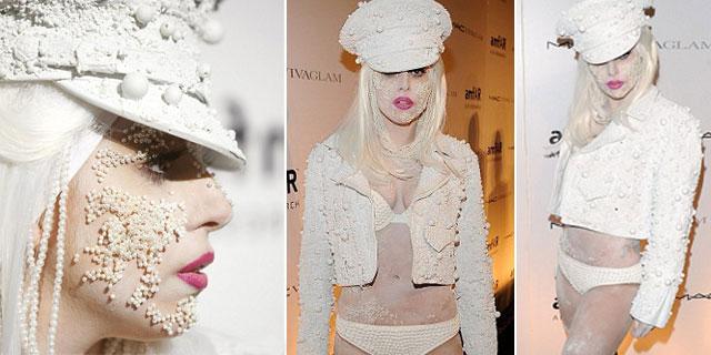 Lady Gaga giyim tarzında sınır tanımıyor!