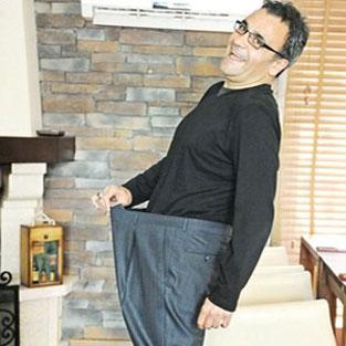 Nasıl 40 kilo verdi?