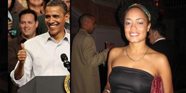 Obama'nın yasak aşkı!