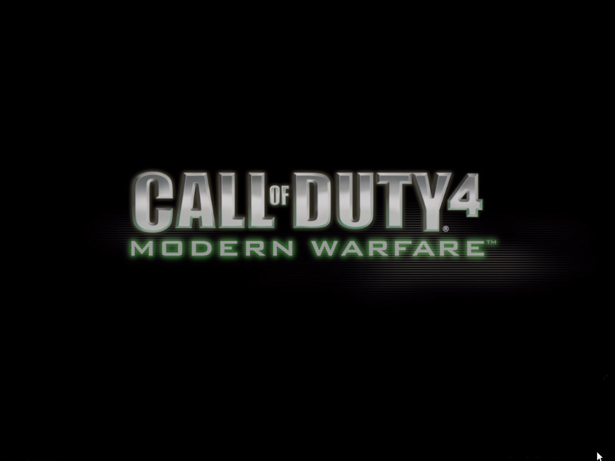 Call of Duty 4: Modern Warfare indir
