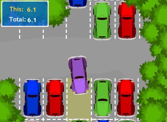 araba park etme oyunları