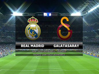 Real Madrid Galatasaray Maçı Oyna