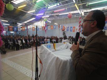 AK Parti SKM Koordinatörü Turunç: Kampanyamızı hükümet odaklı kurguladık