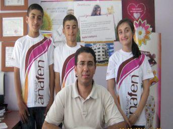 Kızıltepe'nin SBS şampiyonları Anafen'den
