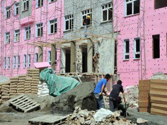 50 yıllık Kazım Orbay İlköğretim Okulu yeniden inşa ediliyor