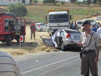 Çorlu'da trafik kazası: Aynı aileden 6 kişi hayatını kaybetti