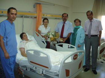 NKÜ Araştırma ve Uygulama Hastanesi'nde kalp ameliyatları yapılmaya başlandı